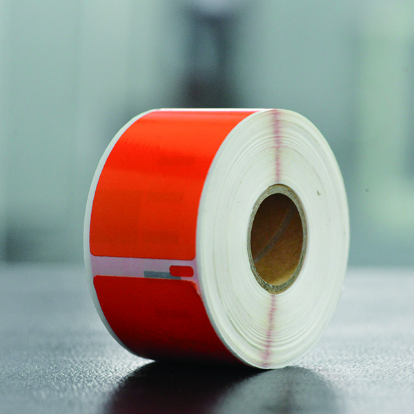 China Factory Outlets 2×1 5 Direct Thermal Labels - Orange