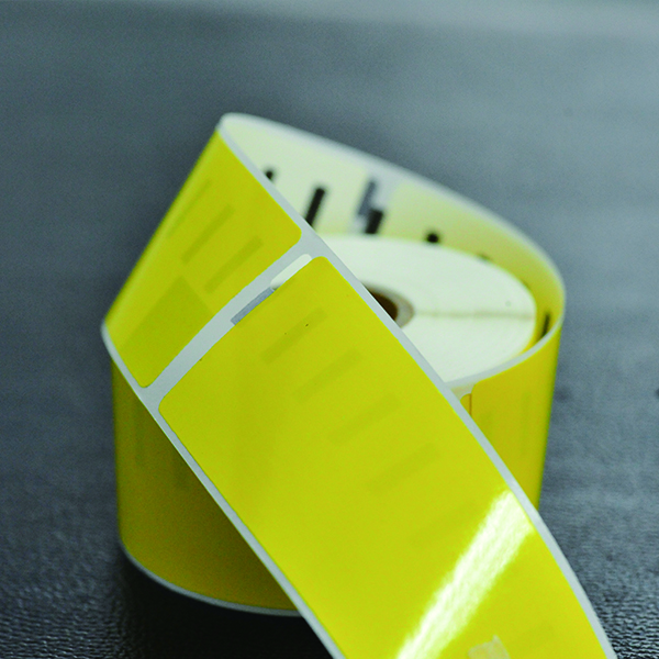 China professional factory for Dk-1203 Label - Yellow dymo