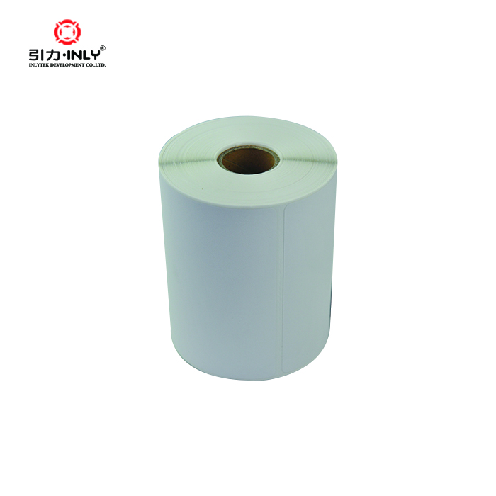 HOT sale shipping label Zebra direct thermal 4''x6'' label 1000 pcs per roll